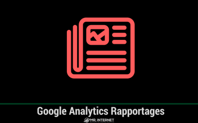 Google Analytics rapportage mailen