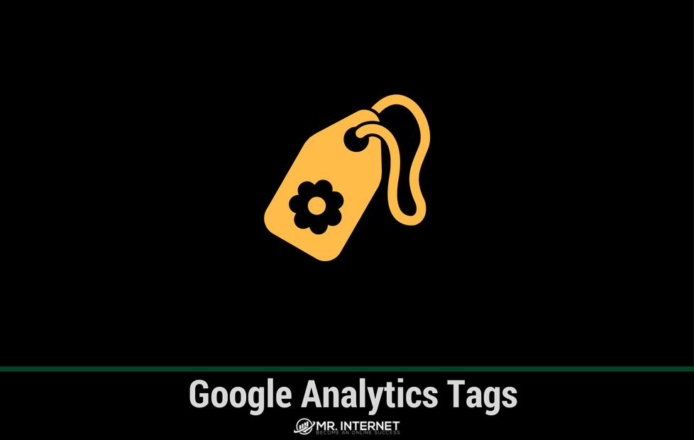 Google Analytics tags