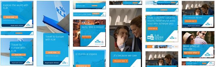 banner voorbeeld display campagnes opzetten