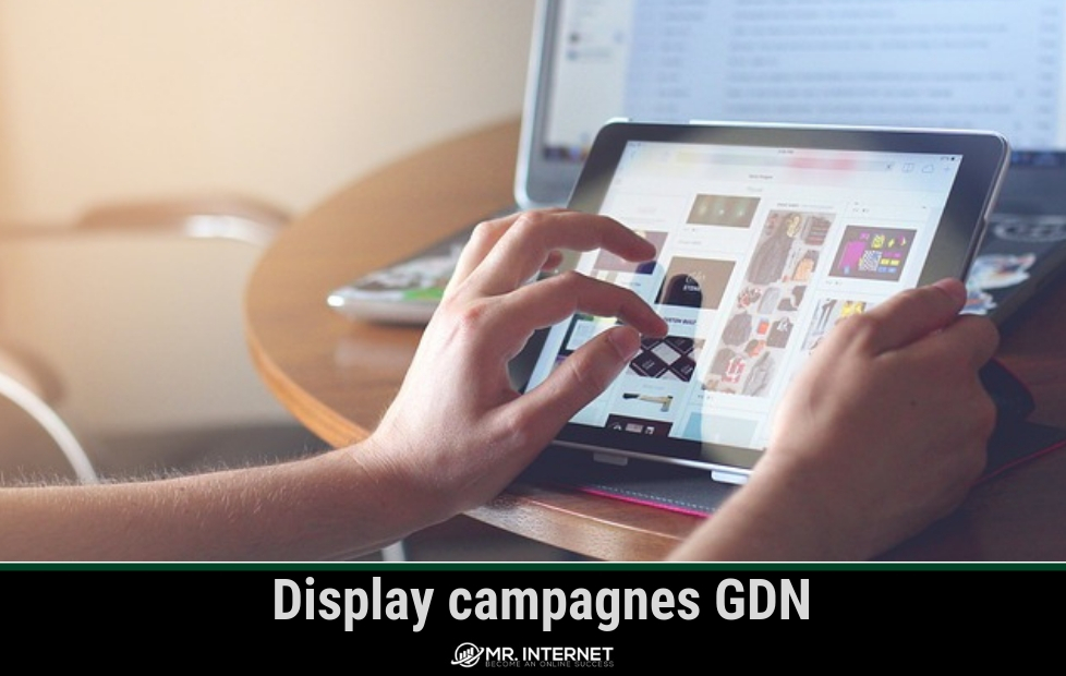 Google display campagnes opzetten GDN